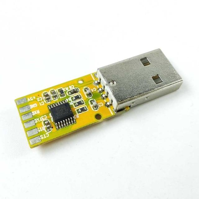Placa de conexión para FTDI FT230X USB a TTL Serial IC, módulo...