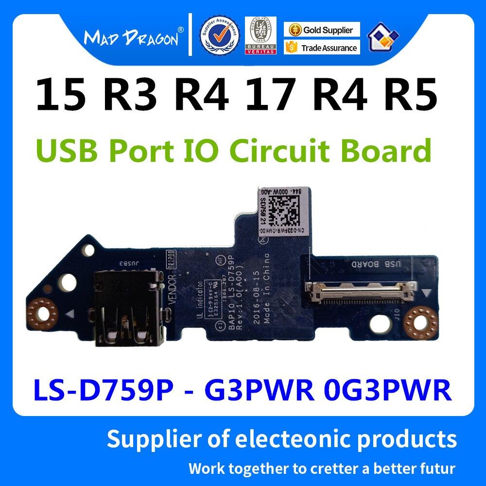 Placa de circuito para portátil Dell ALIENWARE 15 R3 15 R4 ALIENWARE...