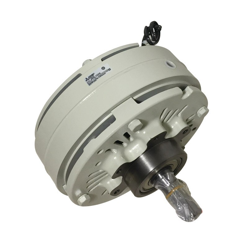 Hollow Shaft ZKB-10XN Magnetic Controller Powder Brake DC24V For Printing Press