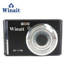 Appareil photo numérique Winait DC-V700 avec batterie au lithium Rechargeable, écran TFT 2.4 , oeil rouge