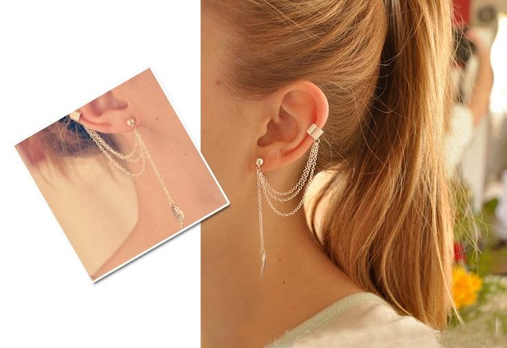 1pcs σκουλαρίκια κοσμήματα μόδα - Κοσμήματα μόδας - Φωτογραφία 2