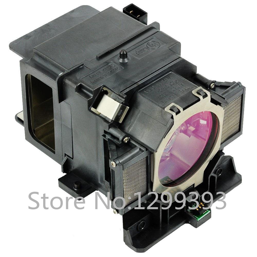 ELPLP73  for EB-Z8350W/Z8355W/Z8455WU/Z8450WU Compatible Lamp with Housing   Free shipping