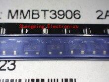 Transistor SMD 2a sot-23, 100 pièces, 2N3906