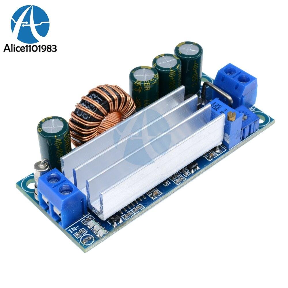 DC-DC Power Supply Converter Modul Auto Schritt Bis Unten Konstante Buck Boost Board Überstromschutz DC zu DC