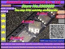 Aoweziic 2017 + 100% nuevo importado original HCPL-3120-500E SOP-8 HCPL-3120-000E DIP-8 HCPL-3120 A3120 IGBT conducido optoacoplador