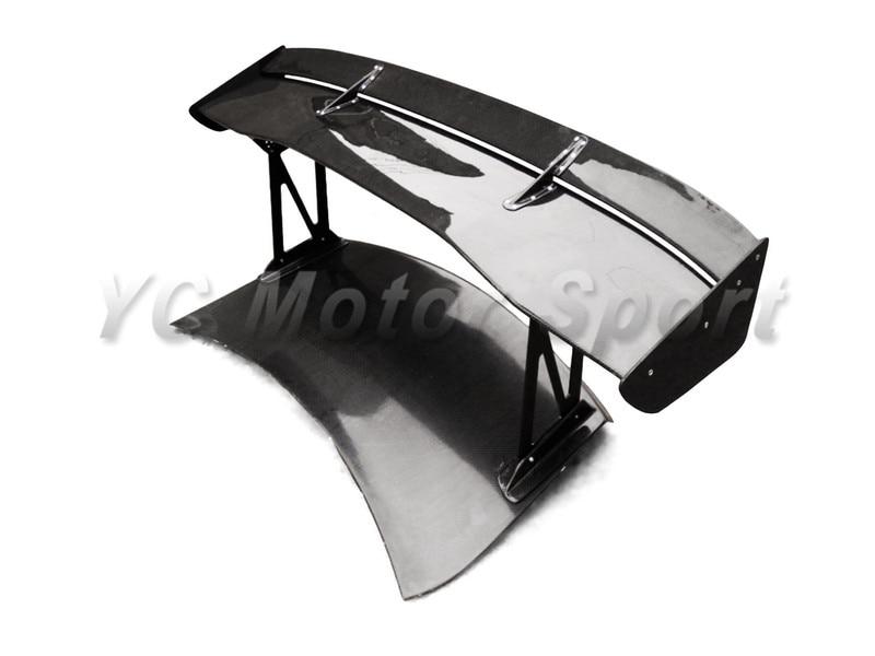 Автомобильные аксессуары FRP стекловолокно задний спойлер 1700 мм подходит для 2008-2014 R35 GTR GTR35 VTX Type-5 стиль Багажник GT Крыло