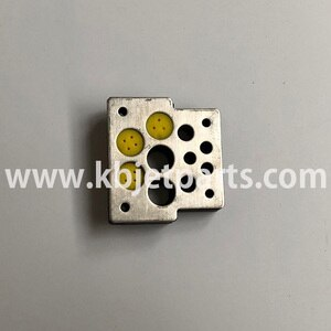 67311  bulkhead seal assembly use for Domino A series  GP A200 A100 A300 E50 A100+ A200+ inkjet coding printer