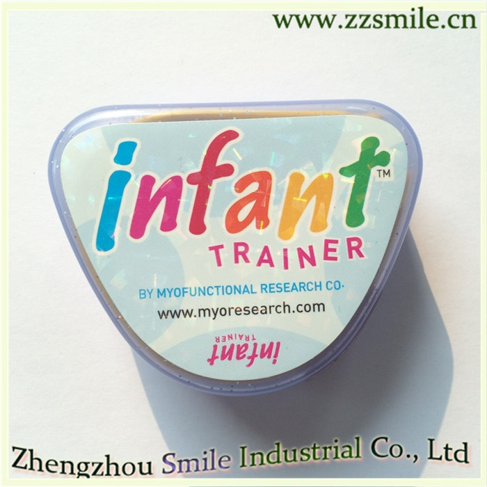 Orthodontic teeth trainer for kids /Original Australia Infant Soft Texture