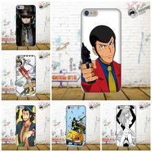 Oedmeb Lupin Iii Ontwerp Zachte Capa Voor Apple Iphone X 4 4S 5 5C 5S Se 6 6S 7 8 Plus Voor Lg G3 G4 G5 G6 K4 K7 K8 K10 V10 V20
