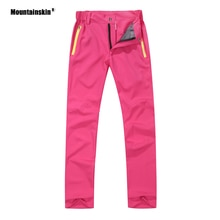 Alpinskin été femmes randonnée pantalon nouveau respirant séchage rapide en plein air Camping Trekking pêche sport femme pantalon VB085