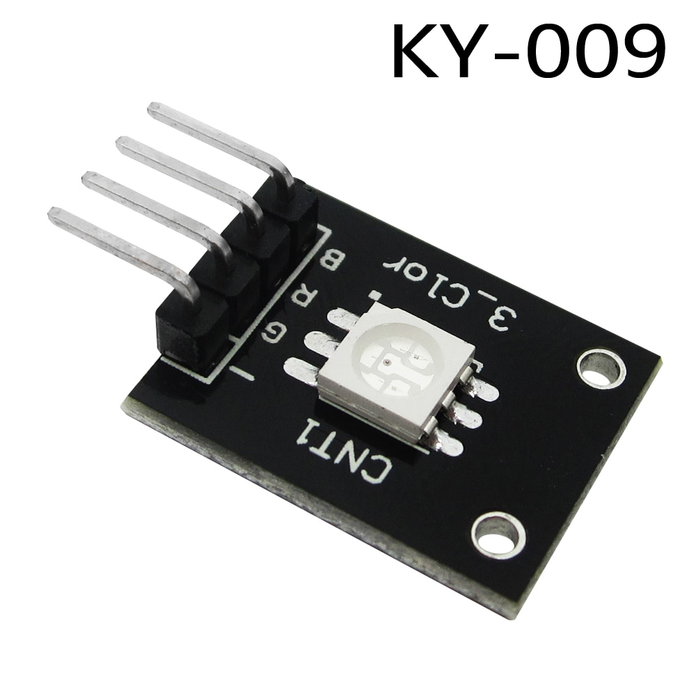 3-color full color LED smd module controllable colorful lights KY-009 applicable 1PCS