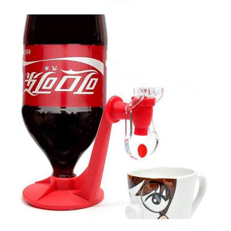 Hand Drücken Wasser Schalter Saver Trinker Kühlschrank Weichen Koks Trinken Spender Wasserkocher Dispenser Ventil Cola Fizz Soda Getränke