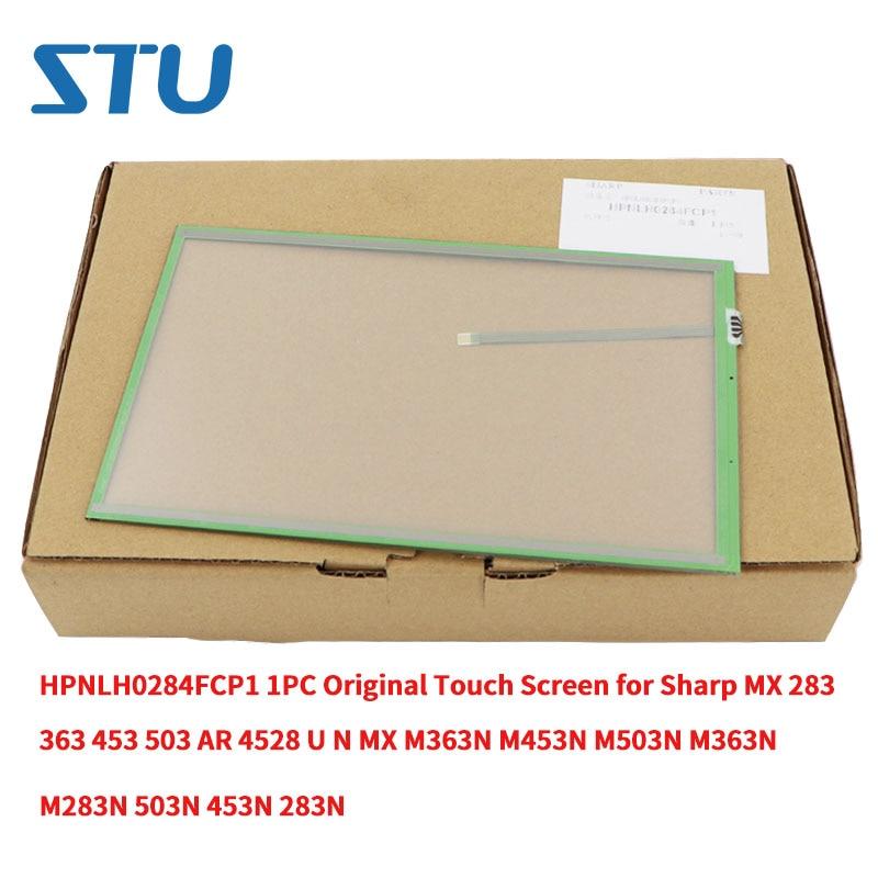 HPNLH0284FCP1 1 PC nuevo pantalla táctil Original para Sharp MX 283, 363, 453, 503 AR 4528 U N MX M363N m453N M503N M363N M283N 503N 453N