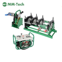 SWT-B160/50H Durable ppr plastic pipe heat fusion welding machine