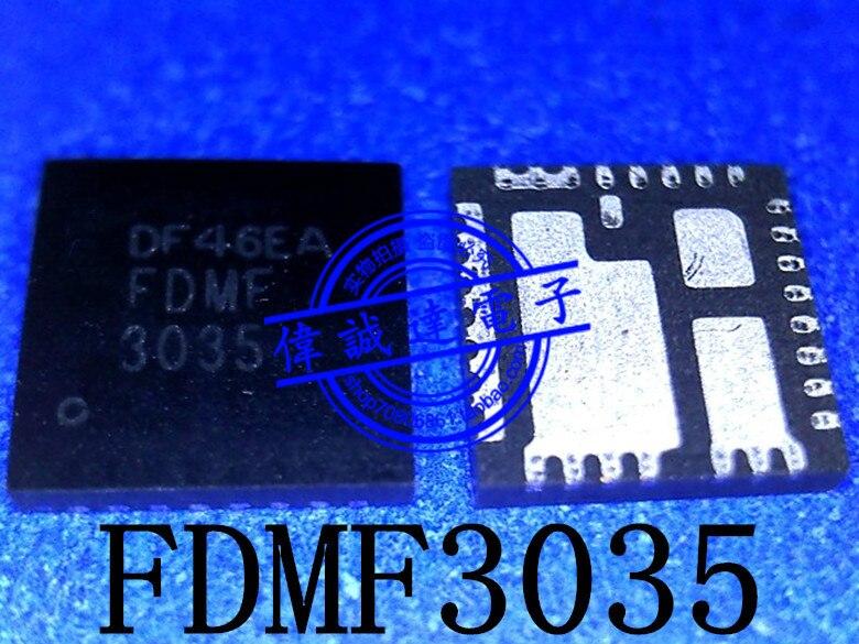 5PCS FDMF3035 FDMF 3035 QFN31 NOVO