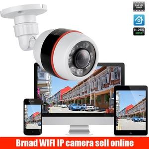 H.265 8MP 4K 5MP 2592*1944 IP Camera Waterproof Surveillance Video Bullet Camera CCTV H.265 4MP IP Camera DC 12V 48V PoE