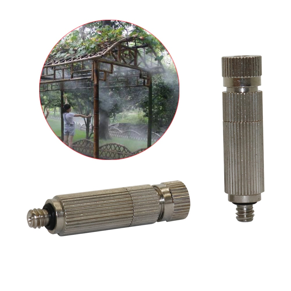 20 ~ 90 бар прибор для создания тумана под высоким давлением сопло из нержавеющей стали разбрызгиватель для системы запотевания завод охлаждения опрыскиватели тумана с сетчатым фильтром 3 шт
