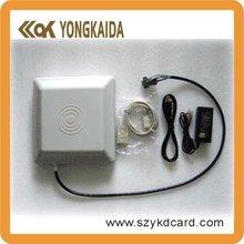 Yongkaida 5 장거리 rfid 리더 rs232 rs485 lector escritor iso 18000-6c/6b uhf rfid 리더 라이터