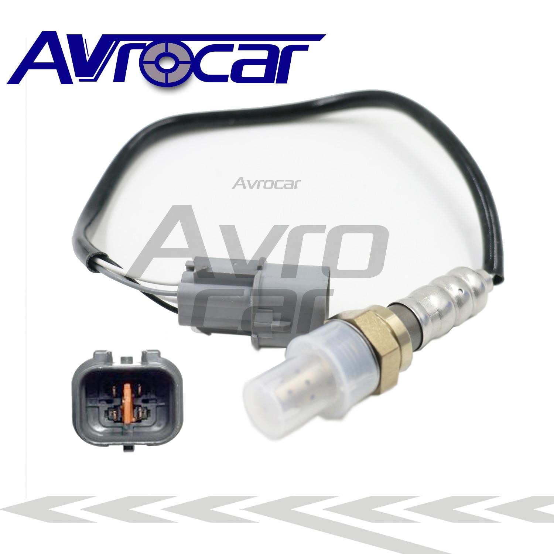 AVROCAR O2 Sensor de oxígeno 39210-37513 al 3921037513 para HYUNDAI TUCSON SANTAFE 2.7L arriba bien Lambda