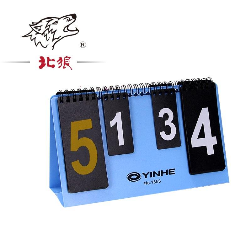 1 قطعة متعددة الرياضة الجدول اللوحة التنس 4 أرقام فليب النتيجة لوحة النتائج ل كرة السلة العالمي مجلس للألعاب الرياضية