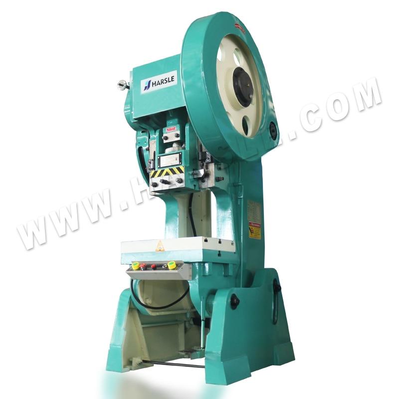 Prensa de poder J23-80T máquina punzonadora mecánica