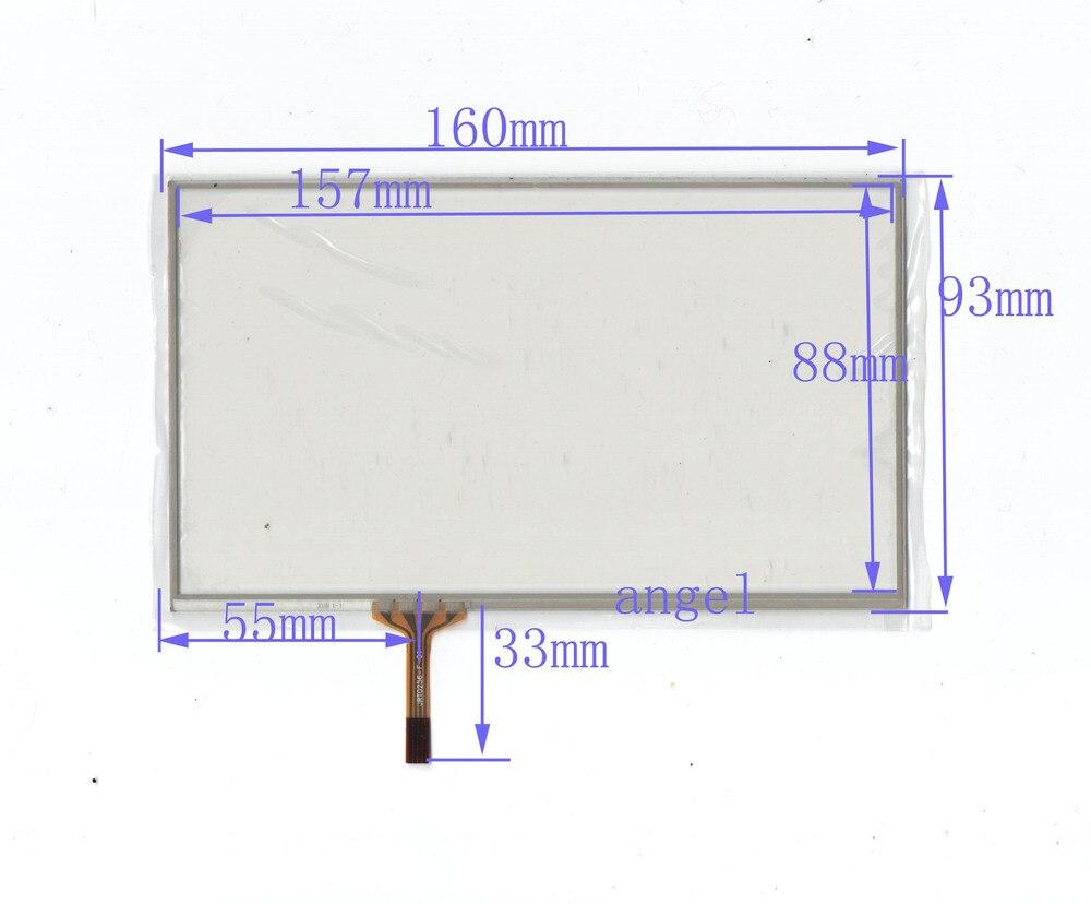 Freelander D20 glas touchscreen handschrift externen bildschirm handschrift 160*937 zoll Universal Display