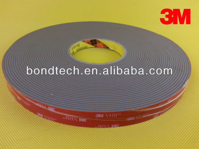 3 M VHB nastro 4991, 2.3mm, 50mm X 16.5 M