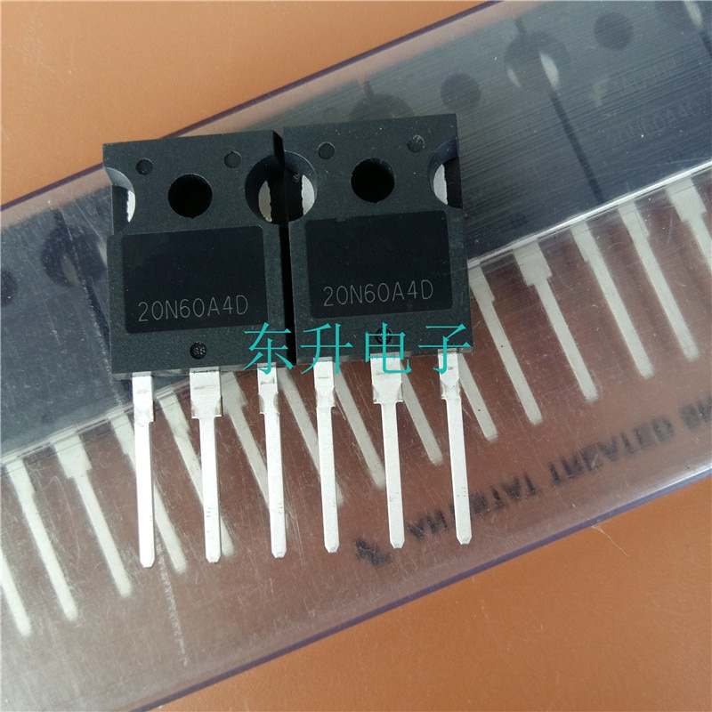 Gratis Verzending 20N60A4D HGTG20N60A4D T0-247 Igbt 600V 75A