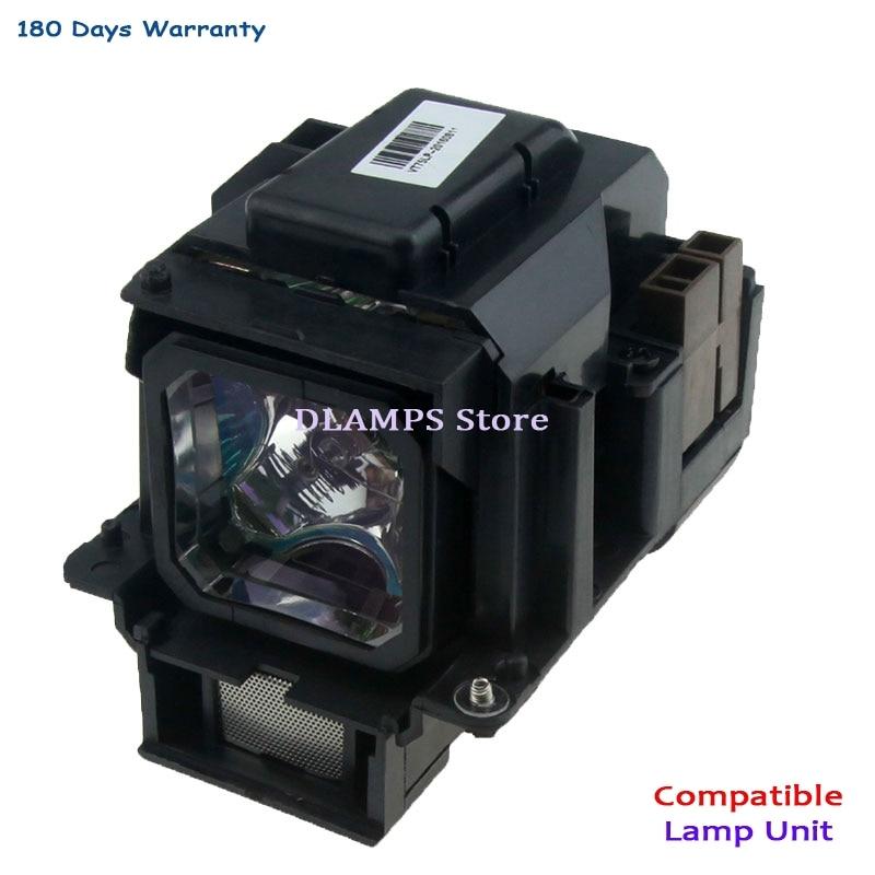 Высокое качество VT70LP Замена лампы проектора с корпусом для NEC VT37/VT47/VT570/VT575/VT70 проекторов