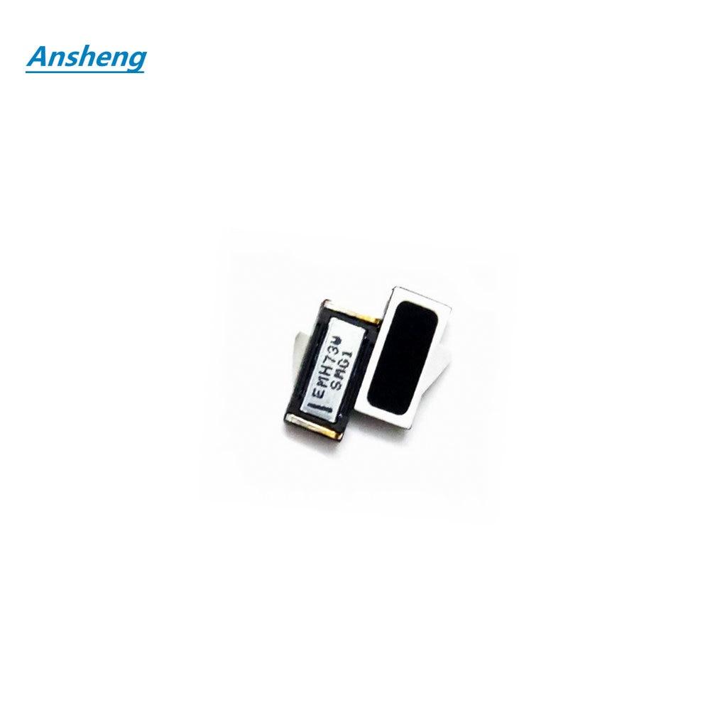 Ansheng 2 unids/lote piezas de repuesto de altavoz de oreja para BQ Aquaris X/X Pro/V plus/U2/U2 Lite/U Plus