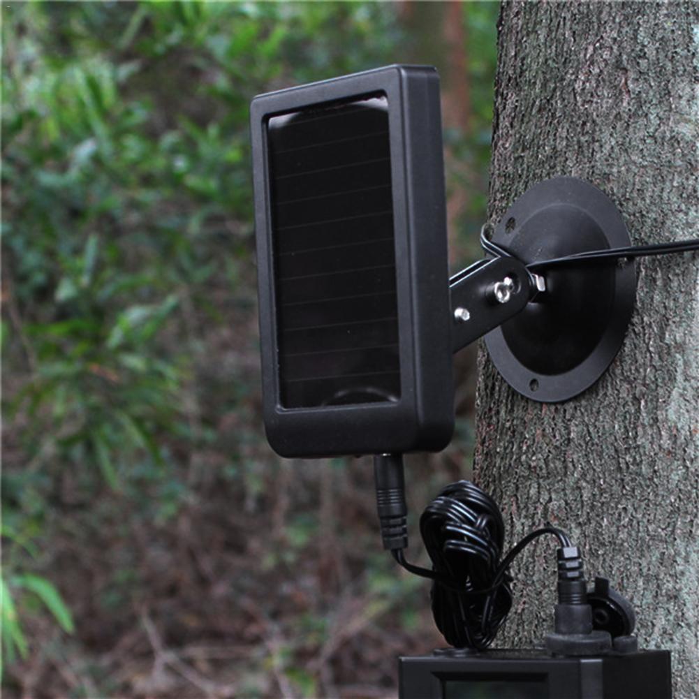 Wild Trail камера Солнечная Панель зарядное устройство Внешняя мощность для охотничьей камеры батарея солнечная энергия панель для S880 S880G S680