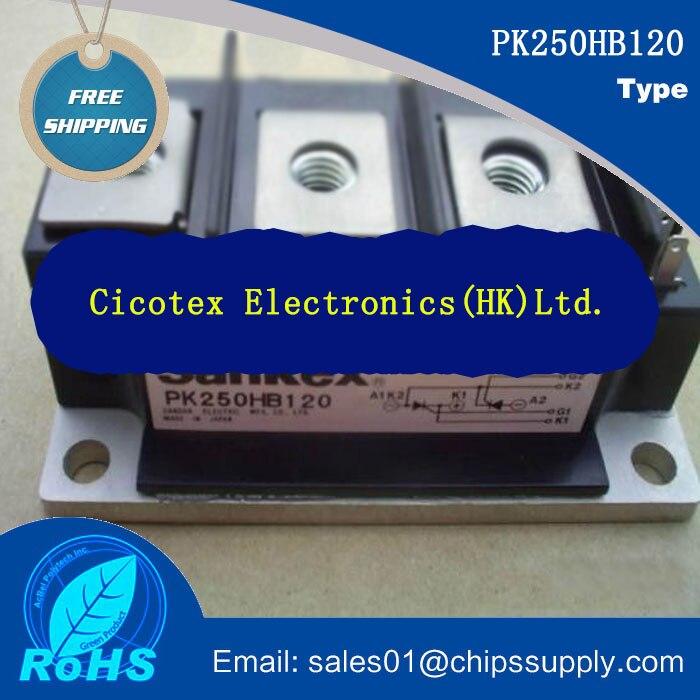 IC PK250HB120 módulos de tiristor de potencia/módulo de diodo 1200V 250A masa