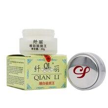 QIAN LI Krachtige whitening Sproet crème 20g snelle Verwijderen spikkel melasma pigment Melanine Acne Vlekken gezichtsverzorging crème