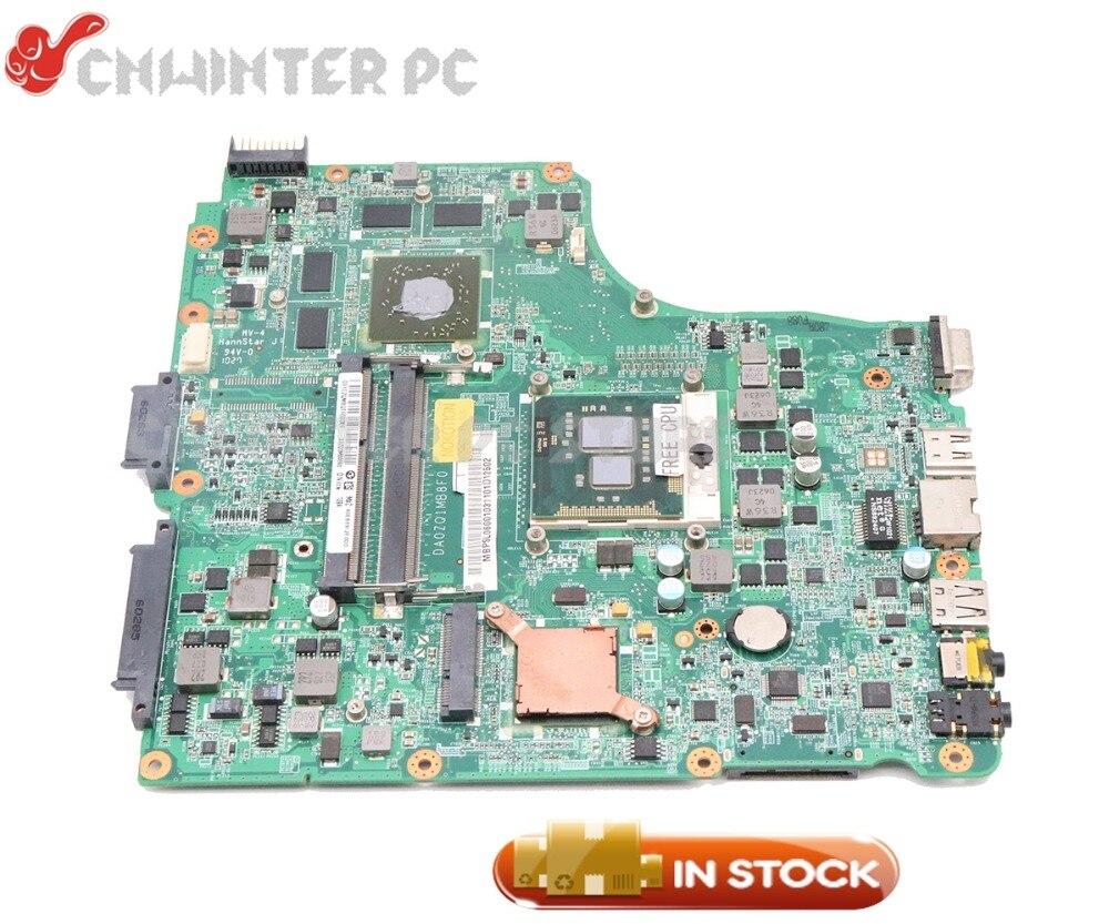NOKOTION DA0ZQ1MB8D0 MB. PSL06.001 MBPSL06001 для Acer aspire 5745 5745G материнская плата для ноутбука HM55 HD5650 DDR3 Бесплатный процессор