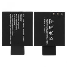 Oplaadbare 3.7V 900Mah Li-Ion Camera Batterij Voor SJ4000 / SJ5000 / SJ6000 / SJ7000 / SJ8000 / SJ9000 camera
