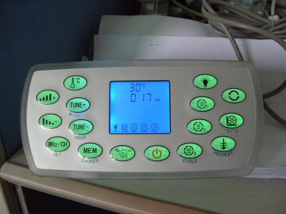 Ethink Hot Tub Spa Controller KL8-3 Replacement Display Keypad Panel For JNJ, Monalisa, Jazzi, Ysanitary, Spa parts
