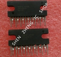 5PCS UPC2581V UPC2581 ZIP-15 Power amplifier drive integrated circuit