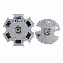 10 PZ Epileds 3 W 3535 Deep Red High Power 660NM Pianta Coltiva La Luce LED Per Cabinet/Tank/acquario Su 8/12/14/16/20 MM PCB Board