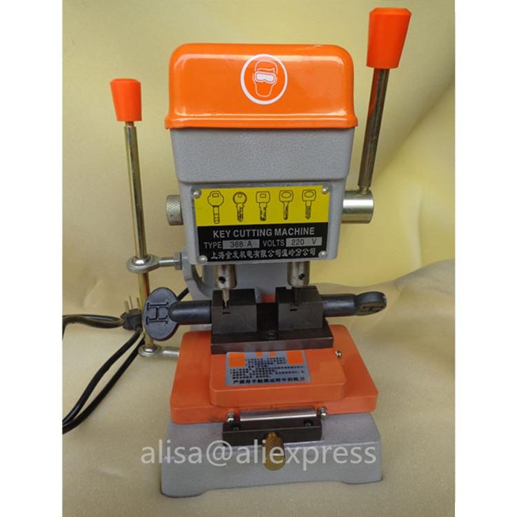 368A key cutter drill machine 220W key machine 220v/50hz locksmith supplies key cutting machine key