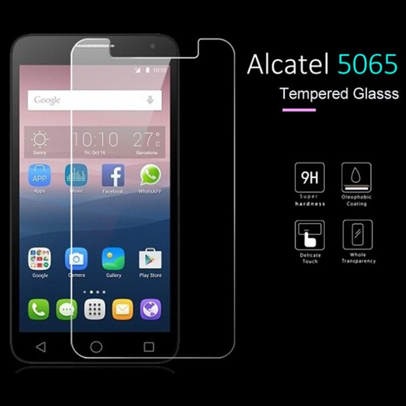 Закаленное стекло для Alcatel One Touch Pop 3 5,0 5015D 5015 5,5 5025D 5025 OT POP3, защитная пленка