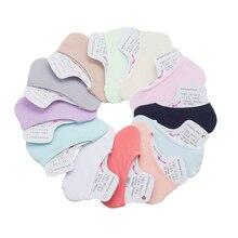 Büyük Talep Görüyor Şeker Renkli Sihirli Çorap kadın Görünmez Nefes Kadife Kaymaz Tekne Çorap 10 pairs = 20 adet