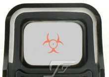 JJ Airsoft XPS 2-Z Red / Green Dot, QD mount (Black/Tan) Buy One Get One FREE Killflash / Kill Flash
