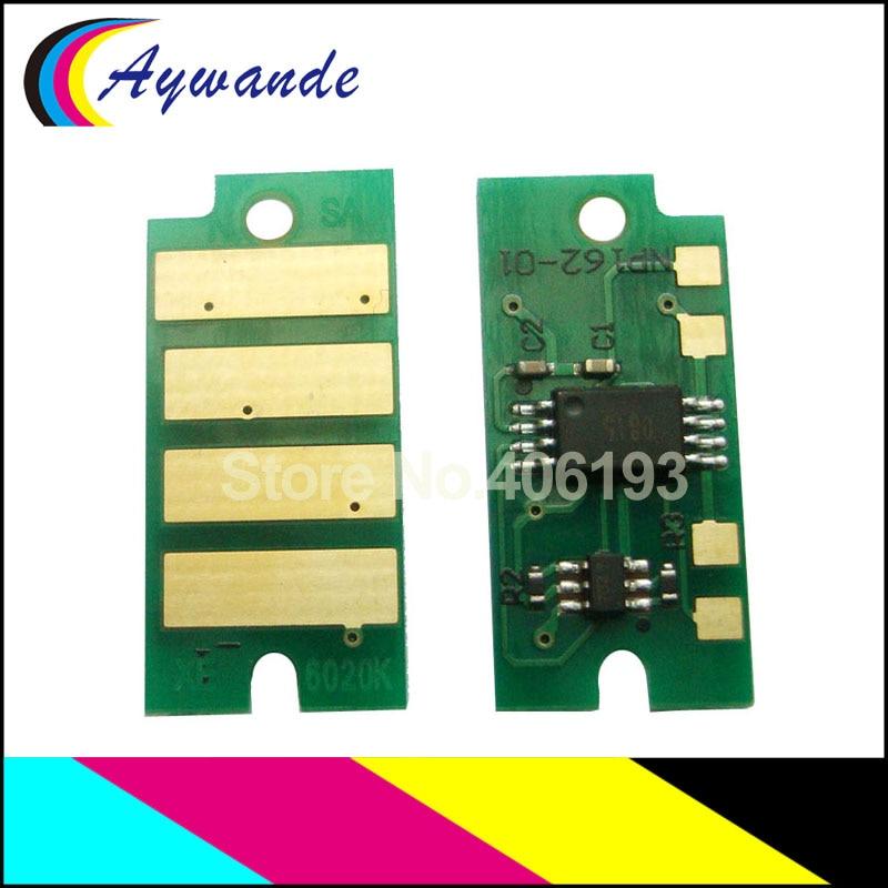 8 x chip de restablecimiento de Tóner para Xerox Phaser 6020 6022 WorkCentre 6025 de 6027 impresora láser chip 106R02763 106R02760 106R02761 106R0276