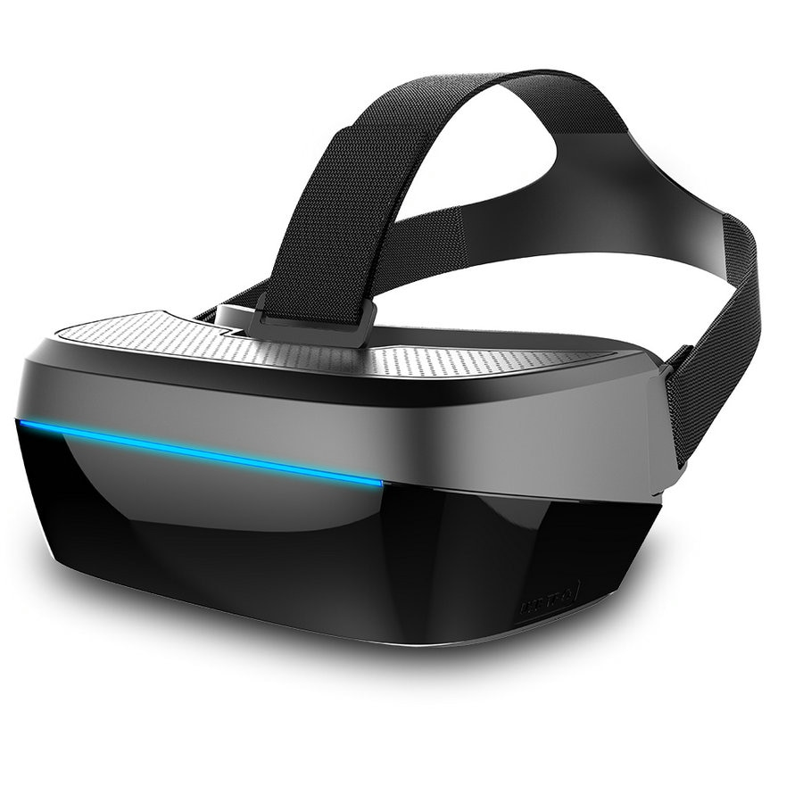 VR مربع 3.0 برو نظارات 46 للكمبيوتر HMD-518 3D الخاص المحمول مسرح سينما 80 بوصة 640*360 8G ROM عالية الدقة عدسة مزدوجة