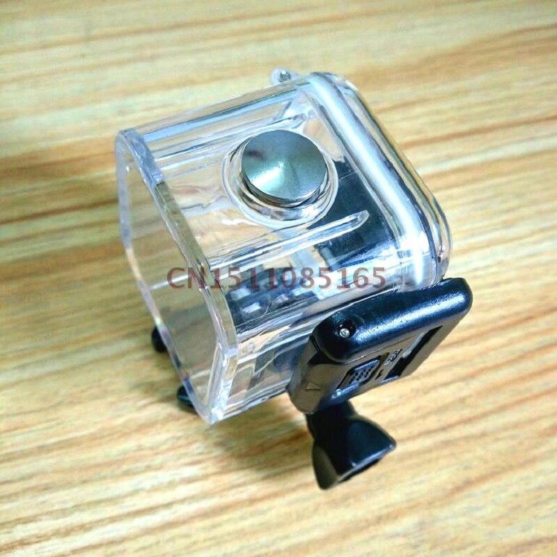 Водонепроницаемый чехол для камеры GoPro Actino, корпус для подводной съемки Hero 4 5, аксессуары для GoPro