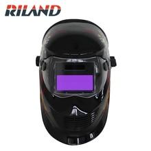 RILAND masque CLOWN soudage Tig casques de soudage X902T masque de soudage Auto assombrissement casque de soudeur