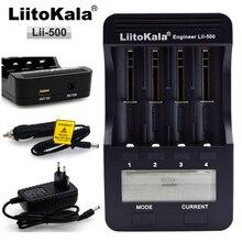 Liitokala Lii-500/Lii-202/Lii-100/Lii-300 1,2 V/3,7 V 18650/26650/18350/16340/18500/AA/AAA NiMH lithium-batterie-ladegerät lii500