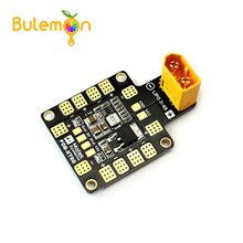 5pcs/lot Matek Systems PDB XT60 W/ BEC 5V & 12V 2oz Copper For RC Helicopter FPV Drone Toys Spare Pa