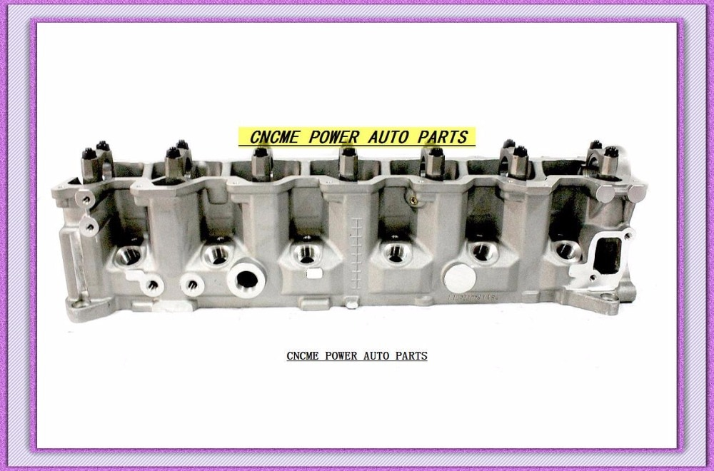 908 501 RD28 голые головки цилиндра для Nissan PATROL 2826cc 2.8L D SOHC 12v 1987-1996 11040-G9825 11040G9825 11040 G9825 908501