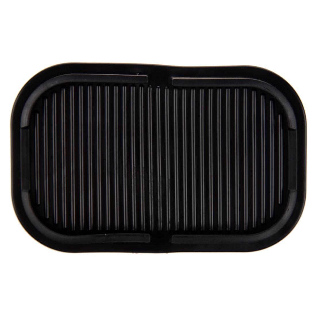 AUTO negro alfombrilla adhesiva para AUTO Mat antideslizante Gadget teléfono móvil titular